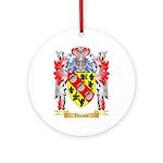 Vanner Round Ornament