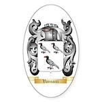 Vannacci Sticker (Oval 50 pk)