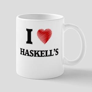 I love Haskell'S California Mugs