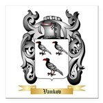 Vankov Square Car Magnet 3