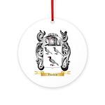 Vankin Round Ornament