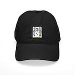 Vanini Black Cap