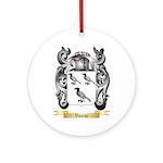 Vanini Round Ornament