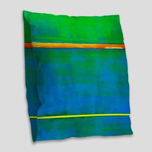ROTHKO_ DIONYSIUS Burlap Throw Pillow