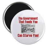 Gov't. Feed Magnet