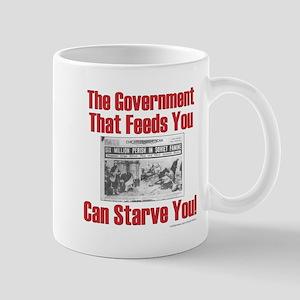 Gov't. Feed Mug