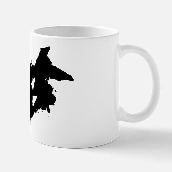 Rorschach Inkblot Mugs