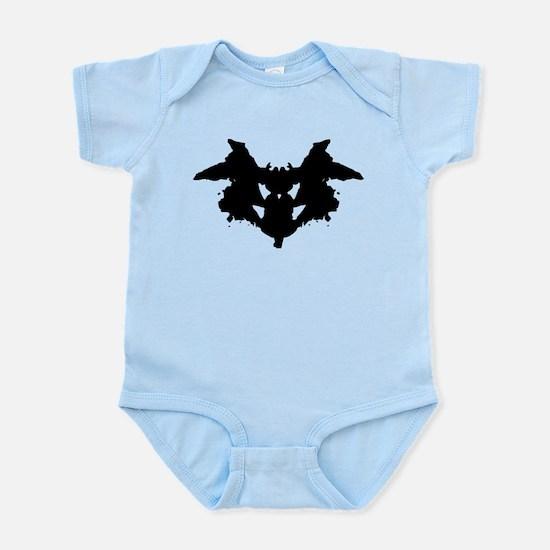 Rorschach Inkblot Body Suit