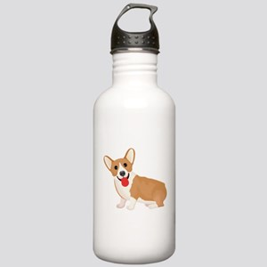 Pembroke welsh corgi d Stainless Water Bottle 1.0L