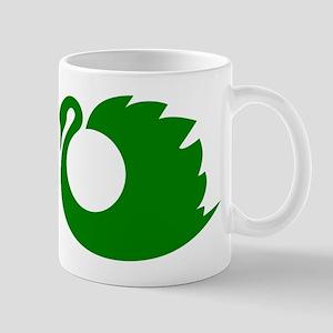 Swan clip art Mugs