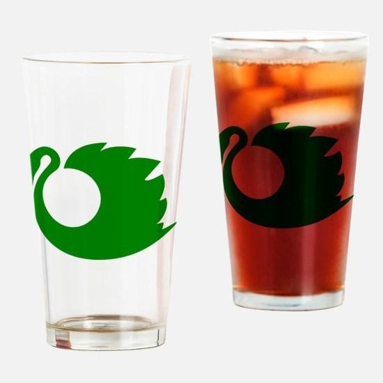 Swan clip art Drinking Glass