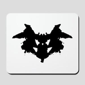 Rorschach Inkblot Mousepad