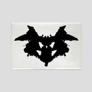 Rorschach Inkblot Magnets