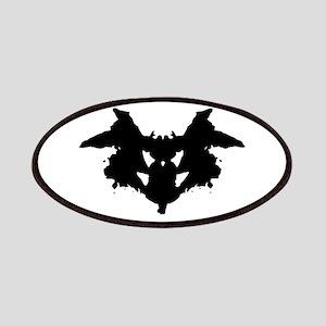 Rorschach Inkblot Patch