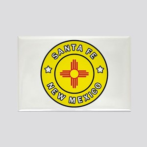 Santa Fe New Mexico Magnets