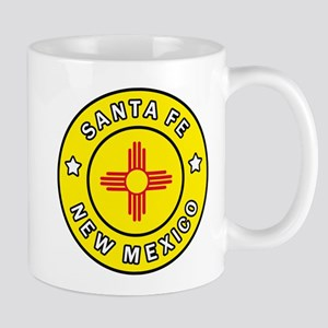 Santa Fe New Mexico Mugs