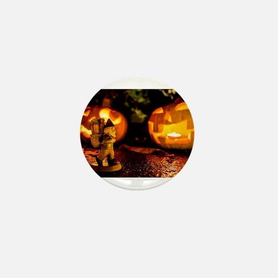 Spooky Journey Mini Button