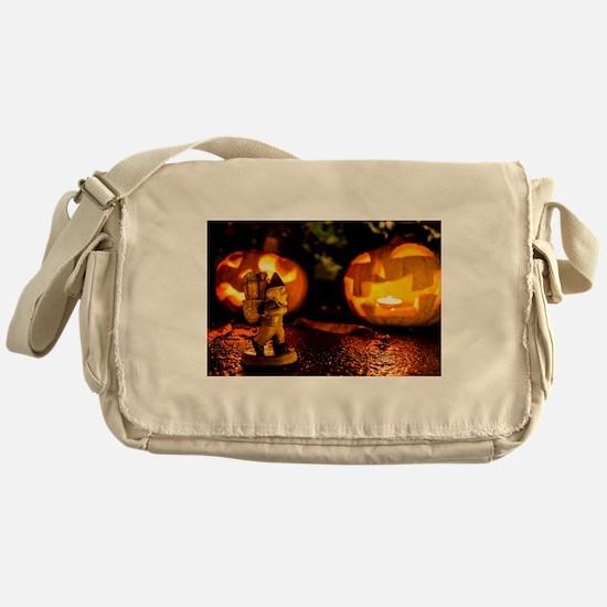 Spooky Journey Messenger Bag