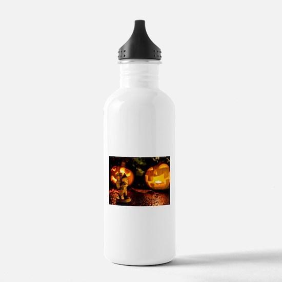 Spooky Journey Water Bottle