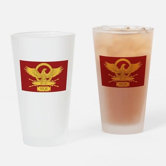 Roman Legion Drinking Glass