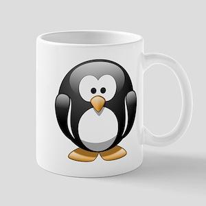 Cartoon penguin clip art Mugs