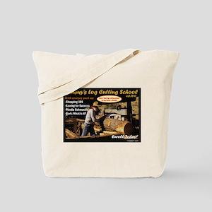 Jimmy's Logcutting School Tote Bag