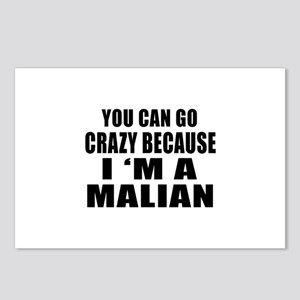 I Am Mali Postcards (Package of 8)