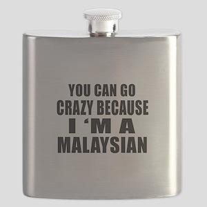 Malaysian Designs Flask