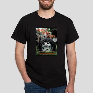John's Used Tires Dark T-Shirt