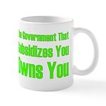 Gov't Owns Mug