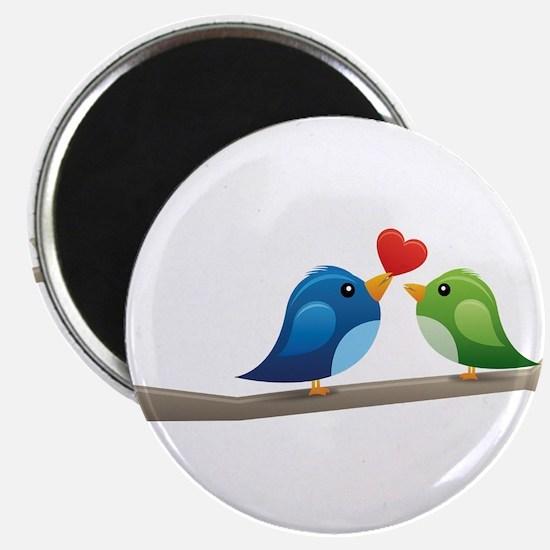 Twitter bird Magnets