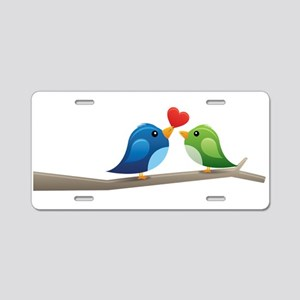 Twitter bird Aluminum License Plate