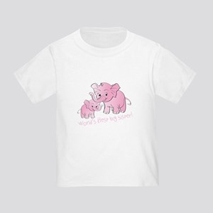 Big Sister & Little Sister Elephants T-Shirt