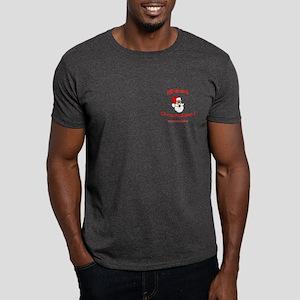 BEST SANTA GRANDPA Dark T-Shirt
