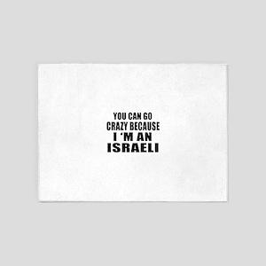 Israeli Designs 5'x7'Area Rug