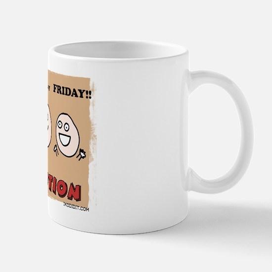 Weekly Evolution Mug