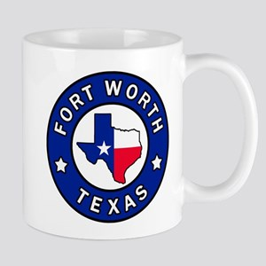 Fort Worth Texas Mugs