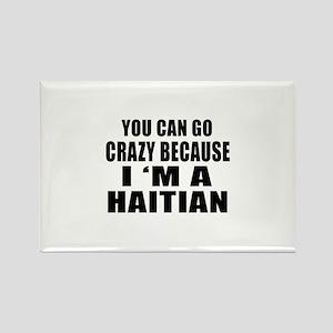 Haitian Designs Rectangle Magnet