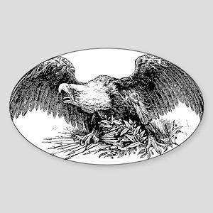 War eagle clip art Sticker