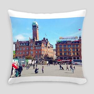 Copenhagen Square Everyday Pillow