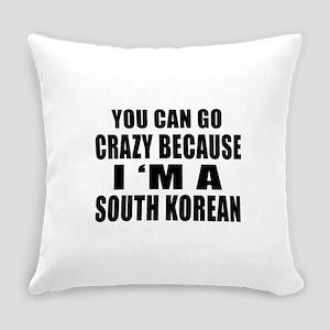 South Korean Designs Everyday Pillow