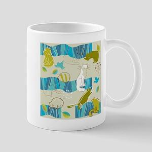 Cute cartoon pattern Mugs