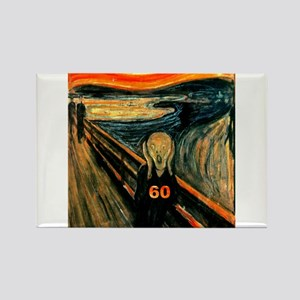Scream 60th Magnets