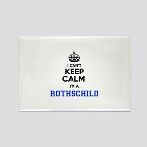 I can't keep calm Im ROTHSCHILD Magnets
