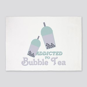 Bubble Tea 5'x7'Area Rug