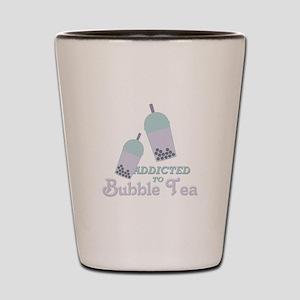 Bubble Tea Shot Glass