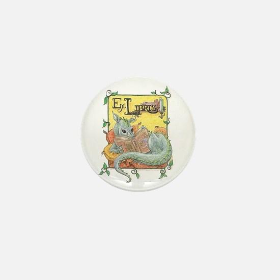 Dragon Reader Mini Button