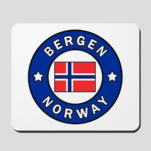 Bergen Norway Mousepad