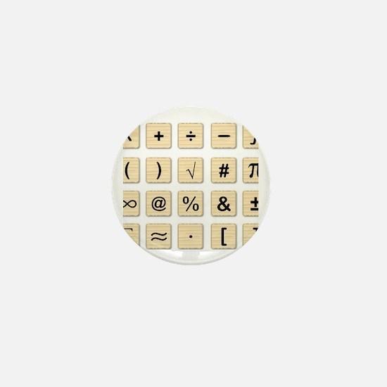 Unique Educational Mini Button