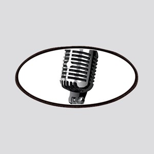 Isolated Stage Mic Patch